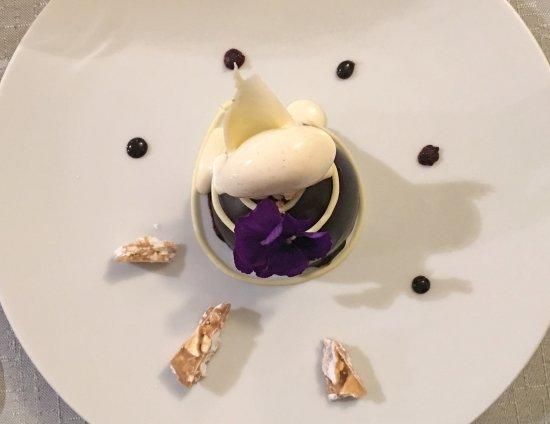 Mortagne-sur-Gironde, Frankrig: Delightful Dessert