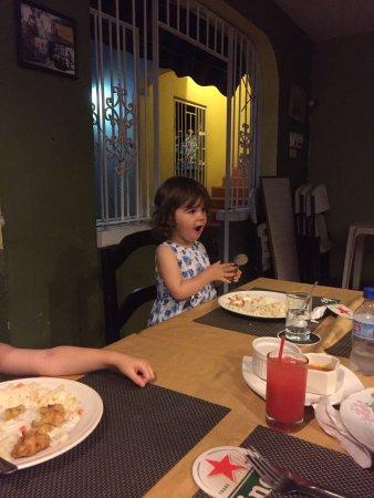 Laurel's: Our granddaughters loved it.