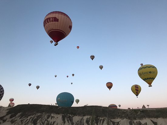 photo6.jpg - Picture of Butterfly Balloons, Goreme ...