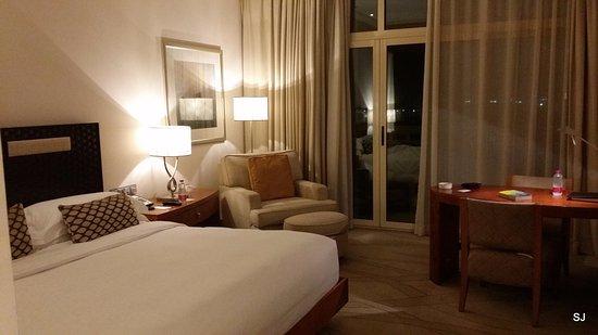 Grand Hyatt Doha Hotel & Villas: mein Zimmer