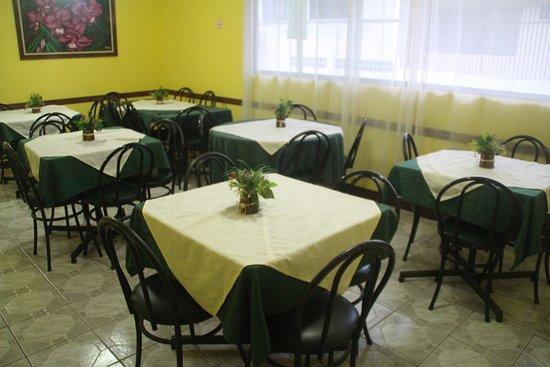 Hotel La Guaria Inn & Suites: Ontbijtruimte