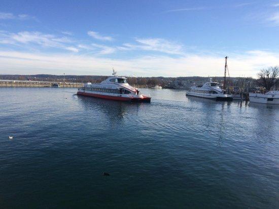 Bodensee single schiff
