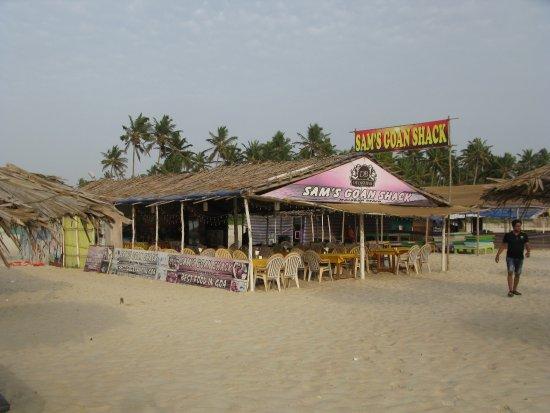 Sam's Goan Beach Shack Foto