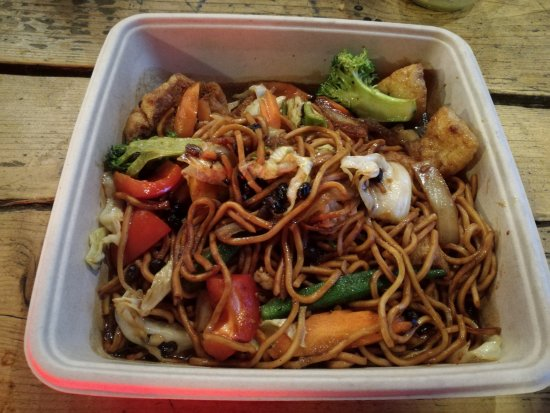Cook Daily Thai Food Picture Of Boxpark Shoreditch