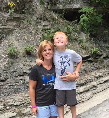 Dansville, NY: Us at Stony Brook!