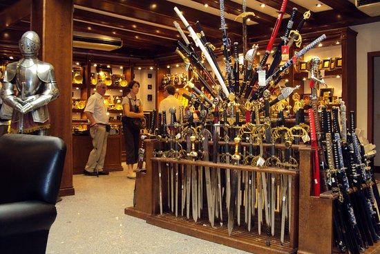 Barcelona CicloTour: A mais famosa forja de espadas da Espanha - Toledo/Esp.