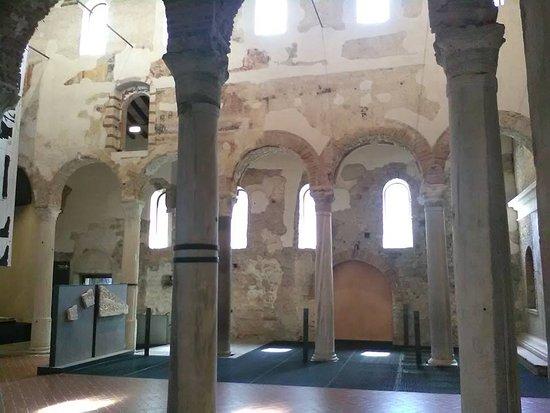 Museo Santa Giulia Brescia.Trittico Proveniente Dalla Pinacoteca Foto Di Museo Di Santa