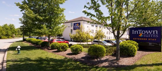 Greensboro Extended Stay Hotel