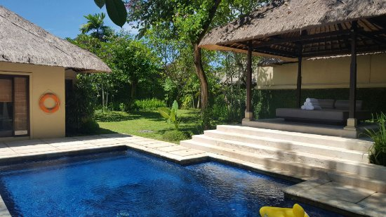Kayumanis Sanur Private Villa & Spa: Cen Cen
