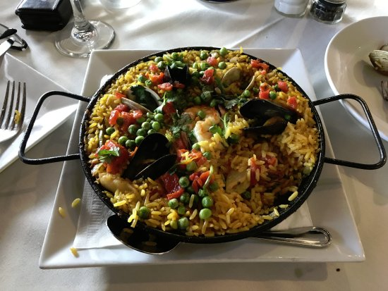 La Mancha: Paella Marinera