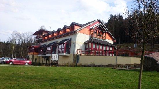 Rychnov nad Kneznou, República Checa: Hotel