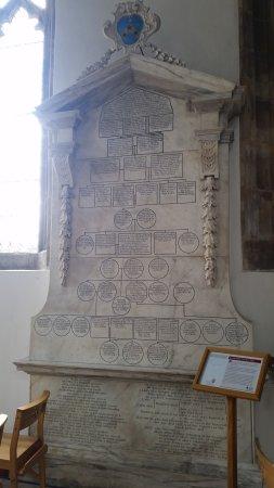 Cranbrook, UK: Roberts family tree
