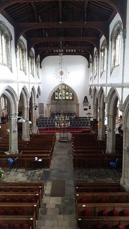Cranbrook, UK: Interior