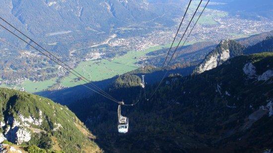 Канатка к Alpspitze