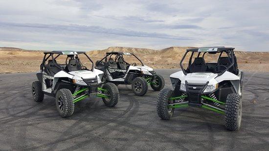 North Las Vegas, NV: New Arctic Cat Wildcat 1000x units!