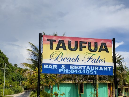 Taufua Beach Fales: IMG_20170125_170917_large.jpg