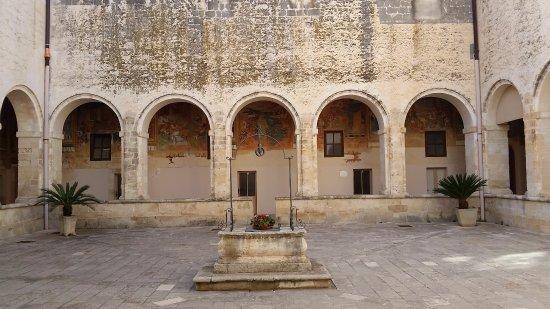 Galatina, Italy: Chiostro