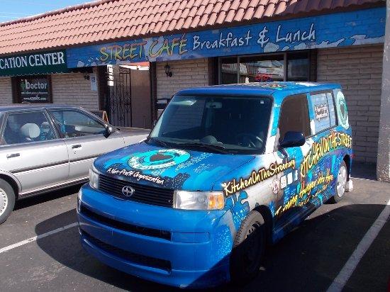 Street Cafe Coffee Lounge Scottsdale Az