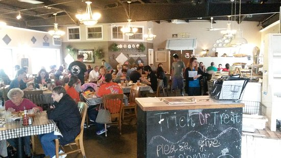 The Farmhouse Restaurant Huntsville Tx