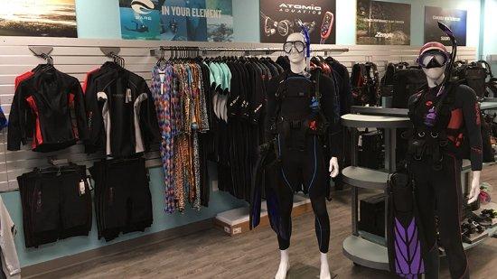 North Liberty, IA: Wet suits
