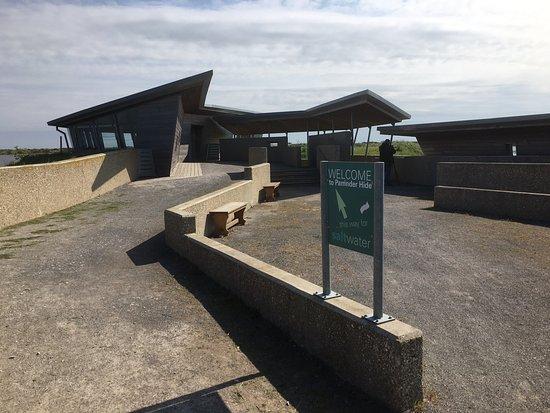 RSPB Titchwell Marsh