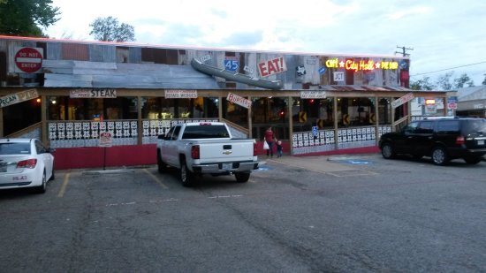 City Hall Cafe Huntsville Tx