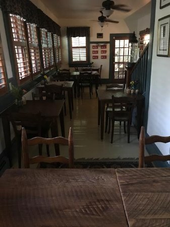Beechwood Inn: Best food ever in here!