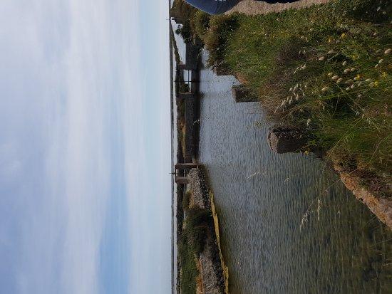 La Palme, France: A visiter le musée du sel  Le port d gruissan et son hotel trois étoiles port beach