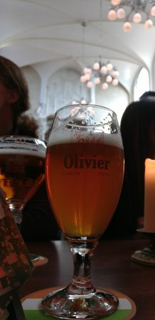 Photo of Nightlife Spot Belgisch Biercafé Olivier at Achter Clarenburg 6a, Utrecht 3511 JJ, Netherlands