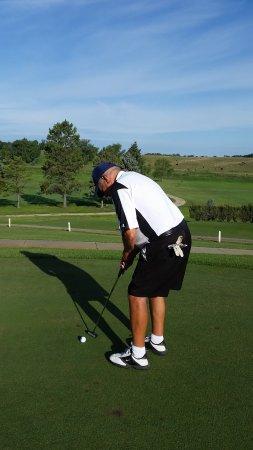 Sanford South Central Senior Tour days at Oakes Golf Club