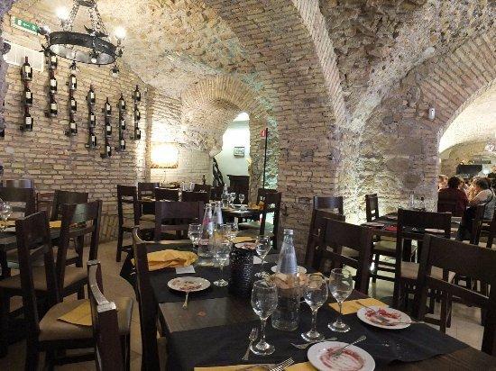 L 39 int rieur du restaurant picture of le terme del for Interieur restaurant