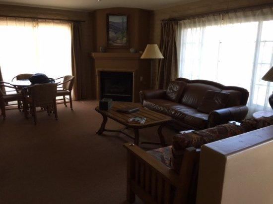 Wickenburg, Аризона: Living Room