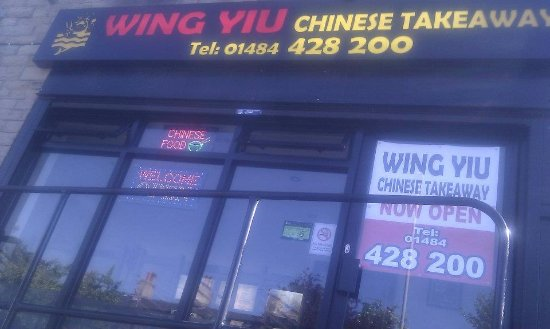 Wing Yiu Chinese Takeaway Huddersfield Restaurant Reviews