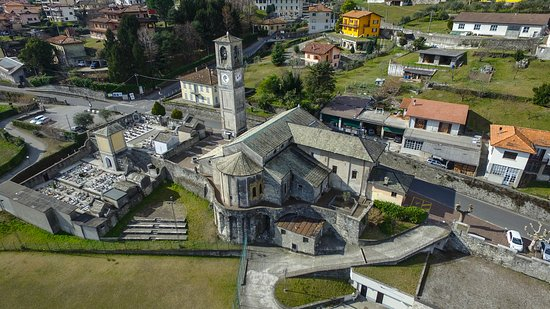 Musso, Italy: Chiesa San Biagio