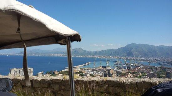 Santuario Santa Rosalia: Panoramica