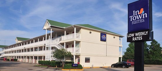 New Orleans/Harvey Extended Stay Hotel