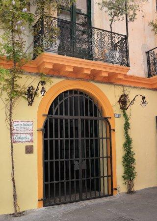 Front Entrance Salapolis Luxury Apartments Via Muzio 41 ...