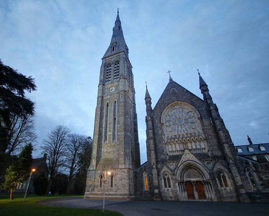 Maynooth, أيرلندا: Front view of same buildings