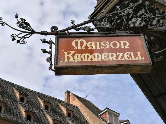 restaurant kammerzell