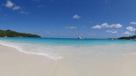 Praslin Adası, Seyşeller: Anse Lazio