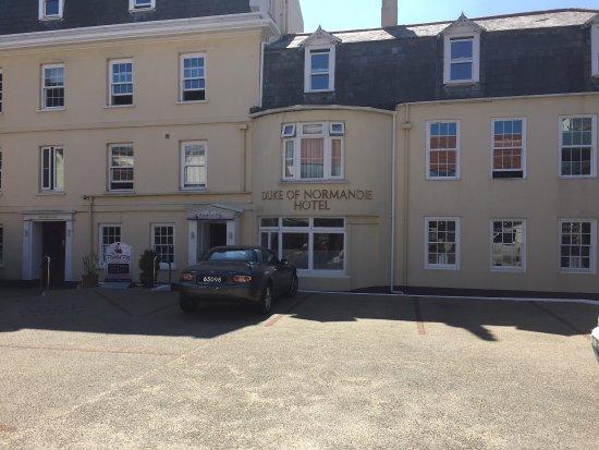 Duke of Normandie Hotel : photo0.jpg