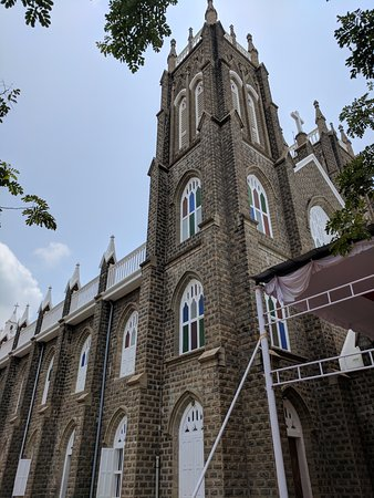 St. Andrew's Basilica Arthunkal: The structural details of St. Andrew's Basilica