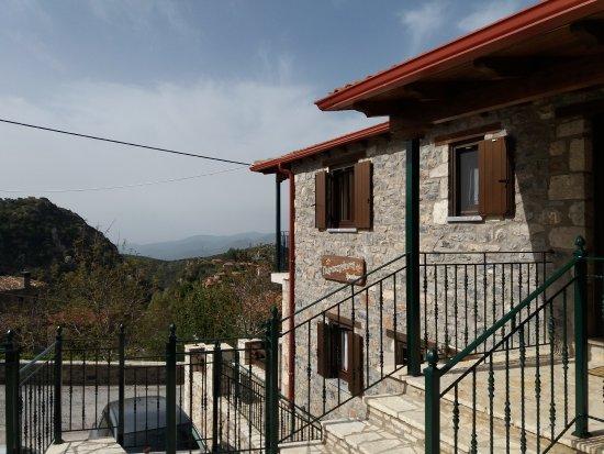 Stemnitsa, Greece: Ένα υπέροχο τριήμερο στην Στεμνιτσα και σε ένα υπέροχο ξενωνα