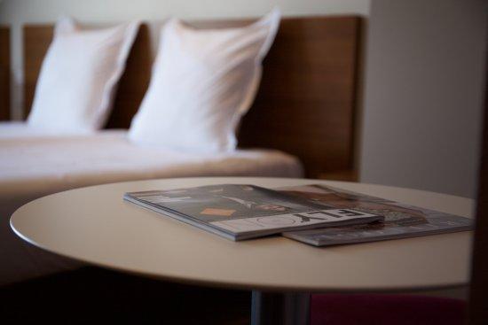 Hotel Lyon-ouest : Zimmer