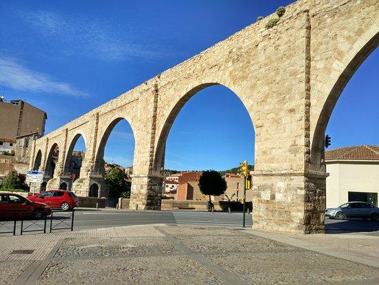 Acueducto Viaducto de los Arcos : Acueducto de los Arcos