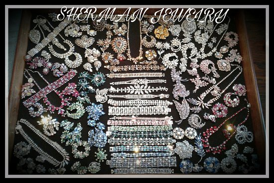 St. Stephen, Canadá: Fabulous Sherman Jewelry