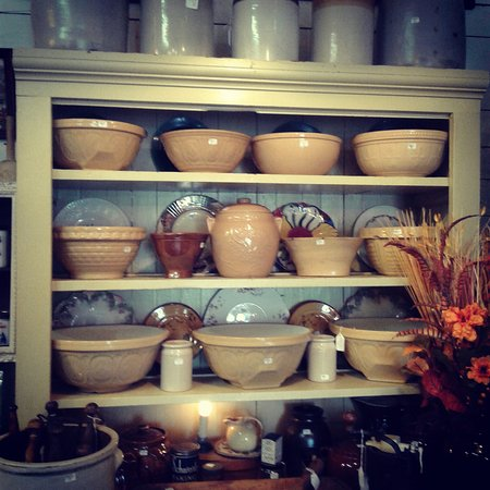 St. Stephen, Canadá: Fun and Functional Yellowware