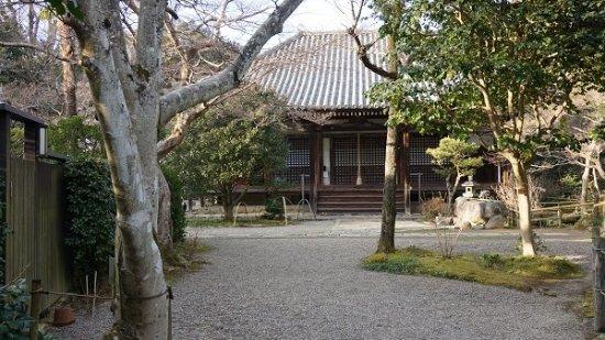 Byakugoji Temple: 白毫寺本堂。