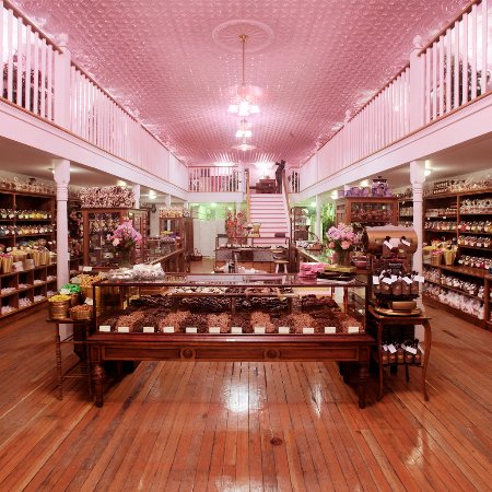 Philipsburg, MT: The Sweet Palace