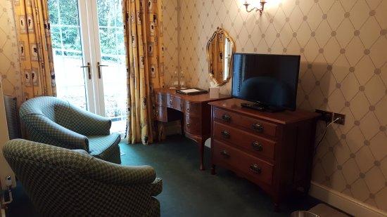 Malvern Wells, UK: Sitting area